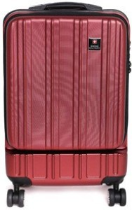 Swiss Military PET METERIAL CABIN SIZE HARD TOP LUGGAGE Cabin Luggage - 20 inch