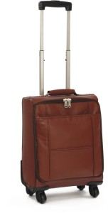 Mboss ONT_082_TAN Small Travel Bag