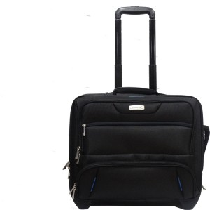 Goblin Overnighter Swift Bag (Black) Cabin Luggage - 43.7 inch