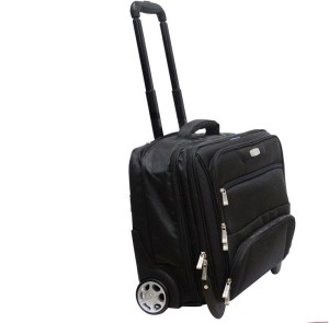 25bb24719ea3 Goblin Overnighter Swift Bag Black Cabin Luggage 43 7 inch Black ...