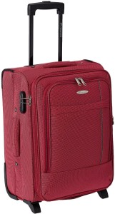 Princeware Milano Polyester 55 cm Expandable  Cabin Luggage - 21.7 inch