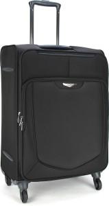 Samsonite SAM EMPER SP 66 CM EXP-BLACK� Expandable  Check-in Luggage - 26.4 inch