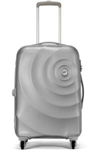 Skybags Polycarbonate 79 Silver Hardside Cabin Luggage - 55 inch