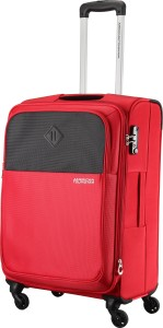 American Tourister Tahoe Expandable  Cabin Luggage - 22 inch