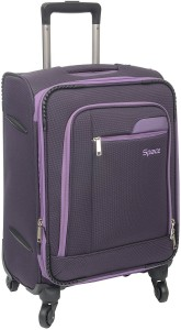 Space MR4WP20 Expandable  Cabin Luggage - 20 inch