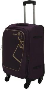 Safari Quadra 55 4WH Cabin Luggage - 22 inch