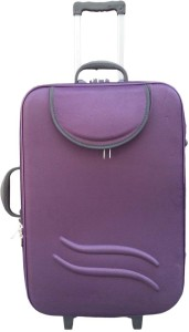 CIFFRA SUPER LIGHT PURPLE POCKET SMALL STROLLER Cabin Luggage - 20 inch