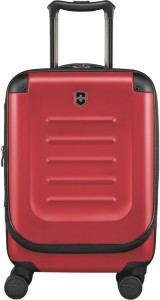 Victorinox Spectra 2.0 Compact Global Carry-On Front-Access Adjustable Multi-Compliant Expandable  Cabin Luggage - 21.7 inch