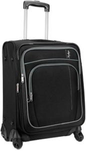 Skybags Grand 4W Exp Strolly 78 Expandable  Check-in Luggage - 22 inch