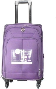 American Classic 24 inch 4 Wheel Trolley Bag Expandable  Check-in Luggage - 24 inch