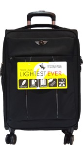 Texas USA 5004s Expandable  Check-in Luggage - 24 inch