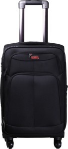 F Gear Crystal Expandable  Cabin Luggage - 20 inch