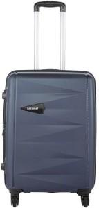 Safari Draw Expandable  Cabin Luggage - 22 inch