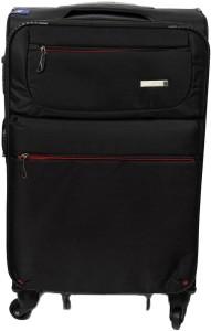 Princeware Elite Nylon 55 cm Softsided Expandable  Cabin Luggage - 21.7 inch