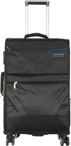 Giordano Oxford812-BK24 Expandable  Check-in Luggage - 24 inch