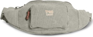 Troop London super-stylish Waist-Pouch - TRP0244 | Khaki Check-in Luggage - 24 inch