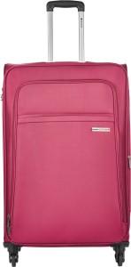 Safari NIFTY-4W-55-MAROON Expandable  Cabin Luggage - 55 inch
