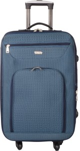 U United Travel Boy Expandable  Cabin Luggage - 20 inch