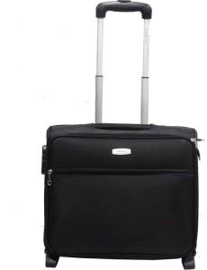 Goblin Overnighter Drift Bag (Black) Cabin Luggage - 40.5 inch