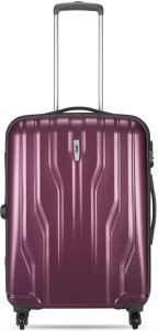 Skybags INNOVA STROLLY 79 360� BERRY Check-in Luggage - 22 inch