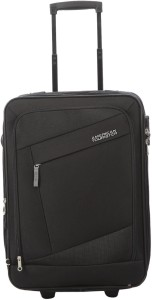 American Tourister Elegance Expandable  Cabin Luggage - 21.6 inch