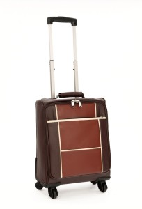 Mboss ONT_084_BROWN Cabin Luggage - 6.5 inch