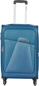 Safari Flipper Expandable  Cabin Luggage - 21.45669291338583 inch