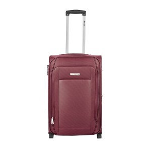 Safari VOYAGER-2W-55-MAROON Expandable  Cabin Luggage - 55 inch