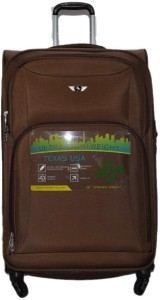 Texas USA 1209 Expandable  Check-in Luggage - 24 inch