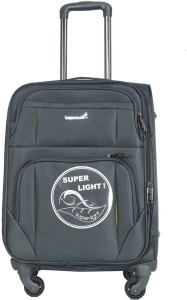 TRAWORLD 24 inch 4wheel Expandable  Check-in Luggage - 24 inch