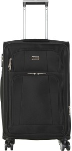 Giordano Oxford8301-BK24 Expandable  Check-in Luggage - 24 inch