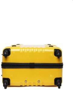 33b3498ac9d Tommy Hilfiger AUSTIN EXCLUSIVE Cabin Luggage 22 inch Yellow Best ...
