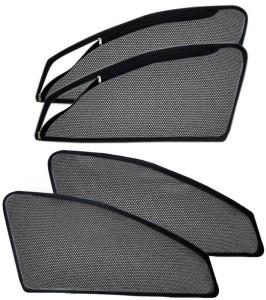 AdroitZ Side Window Sun Shade For Hyundai Grand i10 Black Best Price ... f88c47e5472