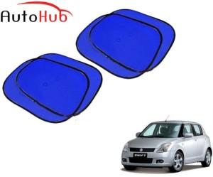 22821c608 Auto Hub Side Window Sun Shade For Maruti Suzuki Swift Blue Best ...