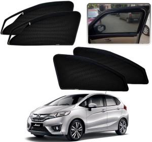 Kozdiko Side Window Sun Shade For Honda Jazz Black Best Price In
