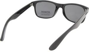 8e1e75e94f Polaroid PLD 1015 S D28 53Y2 Wayfarer Sunglasses Grey Best Price in ...