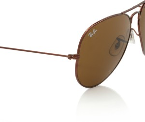 9a25db1c908 Ray Ban 0RB3025I R1072 RB3025 R1072 Aviator Sunglasses Brown Best ...