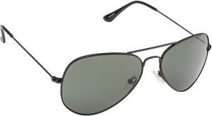 6ed1a1bb99 Vincent Chase Aviator Sunglasses ( Green )