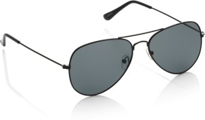 0ac59cc76e Joe Black JB 999 C2 Aviator Sunglasses Grey Best Price in India ...