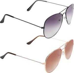 9b998bad8c Criba 2058 Aviator SunglassesFor Boys