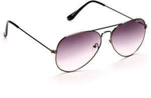 cf9b7a1a747 Danny Daze D 1701 C3 Aviator Sunglasses Grey Best Price in India ...