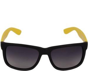 84a39031de Lee Cooper LCO9038FOC BLKYLW Wayfarer Sunglasses Grey Best Price in ...