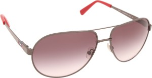 0ae73d619fea Tommy Hilfiger TH 7962 C3 62 S Aviator Sunglasses Brown Best Price ...