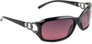 53e9140216 Farenheit FA 1342 C2 New Rectangular Sunglasses Violet Best Price in ...