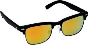 dc3fca6ddcf71 VERSARIO ITALY VSG21102ORE3 Wayfarer Sunglasses Orange Best Price in ...