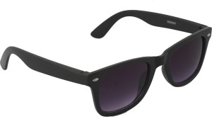 5c42b61ea443 Cruze AV BK 51 Round Sunglasses ( Black )