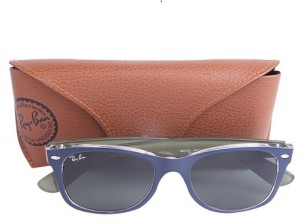 54a3c4e32b Ray Ban RB 002 Wayfarer Sunglasses Green Best Price in India