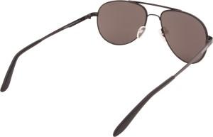 5dc18a7e20 Carrera 9916 S 003 57NR Aviator Sunglasses Black Best Price in India ...