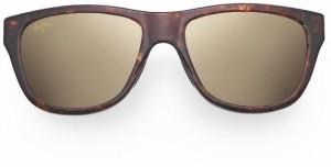 c07bd9076e3c Maui Jim MAUI CAT III H209 10 Wayfarer Sunglasses Brown Best Price ...