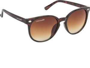 92ec2fb0a3 Danny Daze D 2537 C3 Wayfarer Sunglasses Brown Best Price in India ...